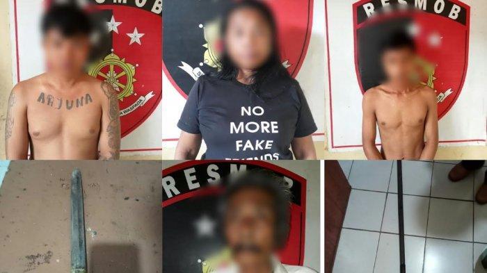 Hairil Warga Monginsidi Makassar Tewas di Tangan Sepupu, Tante dan Kakeknya