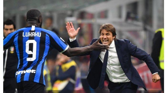 Klasemen Terbaru Liga Italia, Inter Kudeta Milan di Klasemen, Lukaku 2 Gol Samai Ronaldo Top Skor