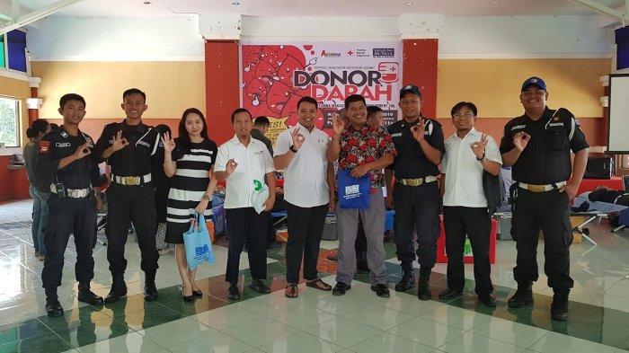 Jelang Natal, GMTD Kumpulkan 100 Kantong Darah