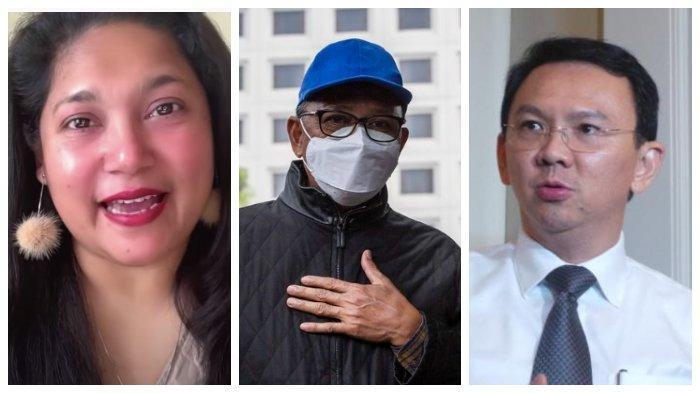 Disebut Aoki Vera, Siapa 'Om Kumis' di Balik Nurdin Abdullah Ditangkap KPK dan Penjarakan Ahok?