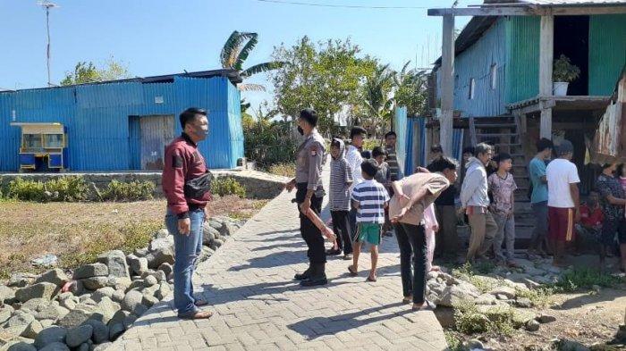 BREAKING NEWS: Pria Paruh Baya Diparangi Tetangga di Takalar