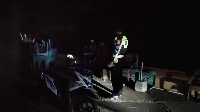Malam Tahun Baru di Polman, Pasangan Asyik Berduaan di Wisma Juga Dibubarkan Polisi