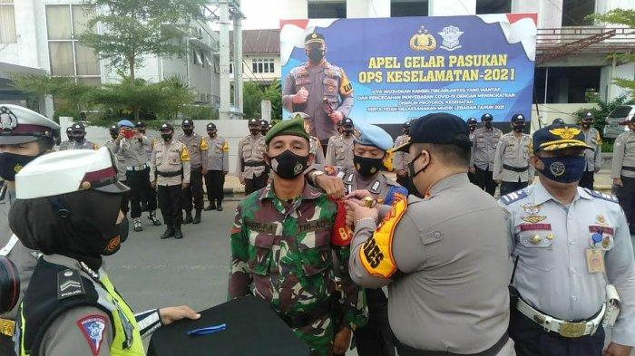 Apel Gelar Pasukan, Kapolres Palopo Ingatkan Polisi Tak Lakukan Pungli