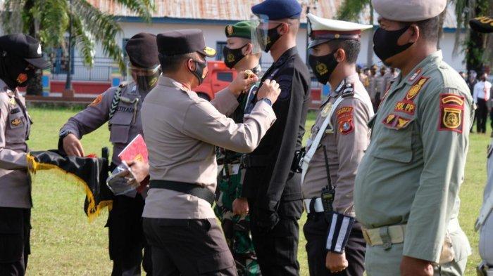 Polda Sulbar Kerahkan 388 Personel untuk Pengamanan Nataru
