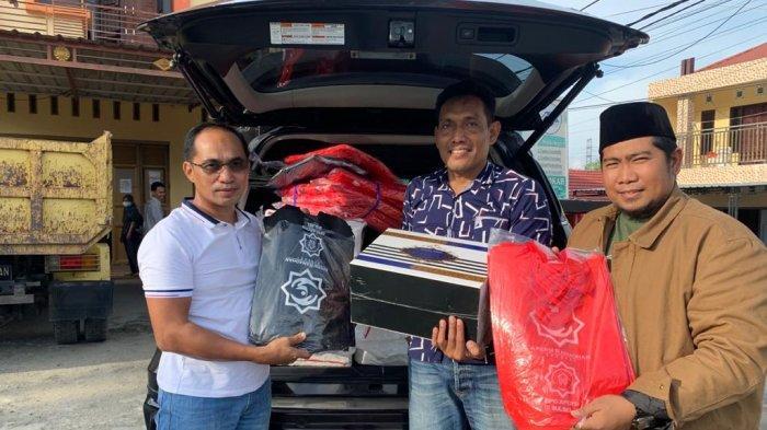 Apersi Ramadhan Berbagi 1442 H: Buka Puasa di Pinrang, Serahkan 3 Rumah Gratis dan Ribuan Paket