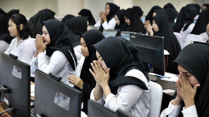 sscasn.bkn.go.id Pendaftaran CPNS 2021 Bagaimana Syarat & Dokumen SMA SMK Sederajat di Kemenkumham?