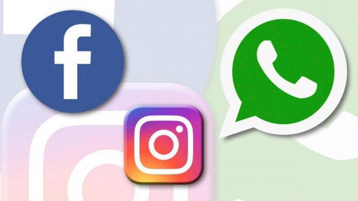 Tagar Whatsapp dan Instagram Down Apa Penyebabnya? Facebook Juga Sulit Diakses, Twitter Berjaya