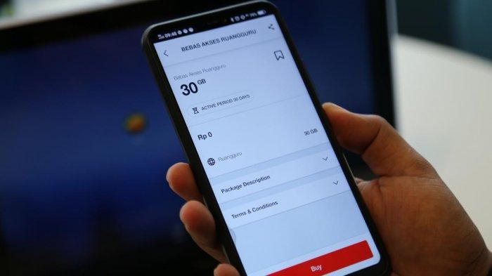 Gampang! Ini Cara Dapat Kuota Gratis 30GB Telkomsel untuk Belajar di Rumah, Kartu Prabayar & Pasca