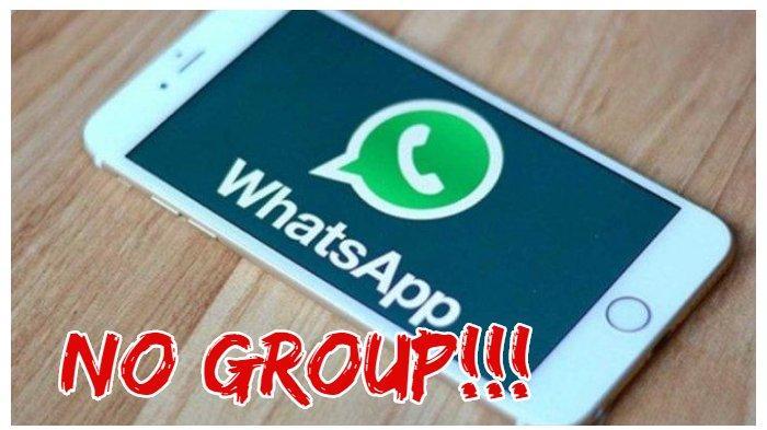 WHATSAPP TIPS - Cara Pastikan Akunmu Tak Bisa Dimasukkan ke Grup WhatsApp Sembarangan