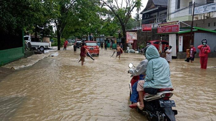 Bosowa Dikepung Banjir, 5.607 Rumah Warga Terdampak di Wajo, 5 Kecamatan Terendam di Soppeng, 6 Bone