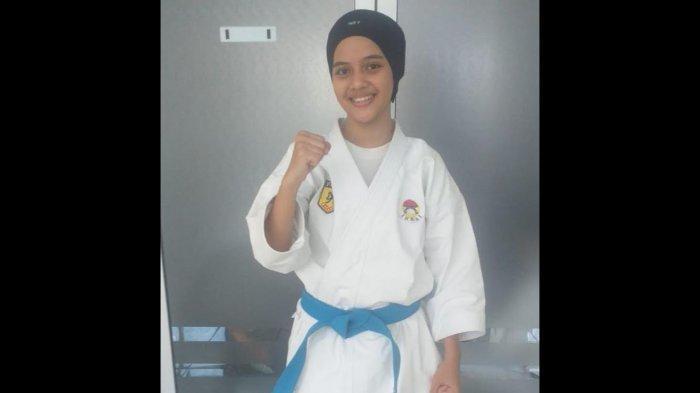 Arayya Irham, Gadis 15 Tahun Asal Bulukumba Wakili INKAI Sulsel ke Kejurnas Forki Jakarta
