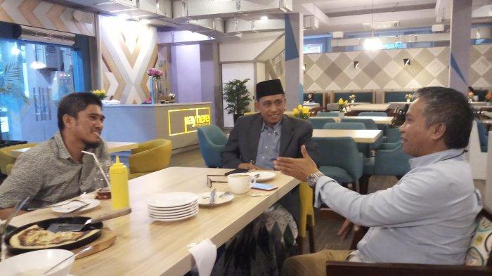 Amran Mahmud Harap Tribun Kawal Pembangunan Wajo