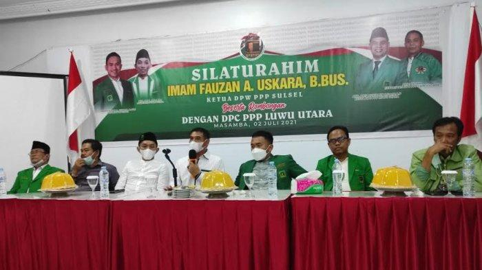 Jelang Muscab PPP Luwu Utara, Siapa Penantang Aris Mustamin?