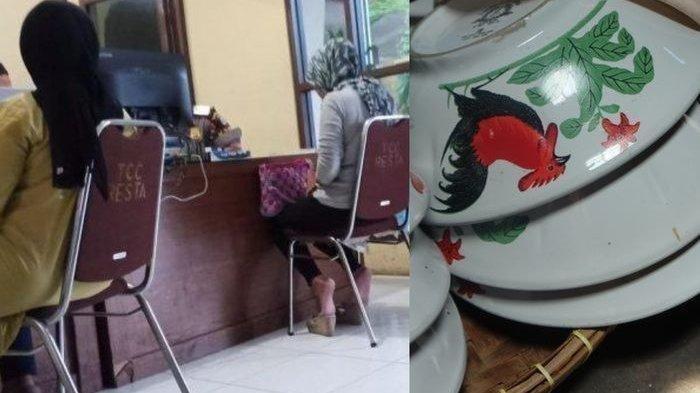 Kronologi Arisan Ibu-ibu di Lampung Berakhir Ricuh, Pamer Uang hingga Saling Lempar Mangkok