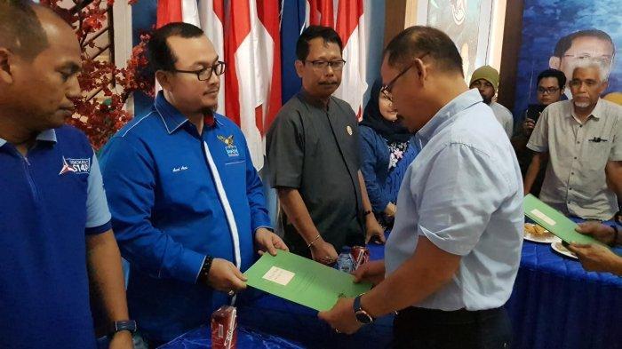 Arsal Aras Kembali Pimpin DPRD Mamuju Tengah