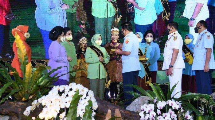 Asirah Rasyid, Ibu Persit Koramil Ponre Bone Raih Penghargaan Wanita Inspiratif dari Panglima TNI