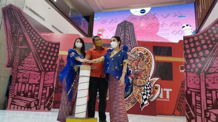 Phinisi Point Gelar Artchipelago, Ada Bazaar Food, Fashion & Etnik