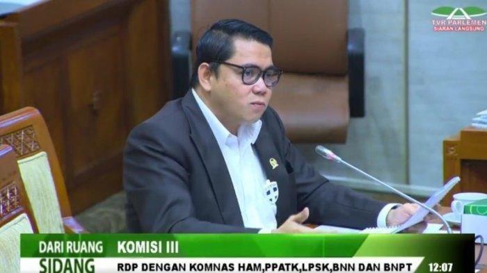 Anak TK dan SD Jadi 'Pasar', Anggota PDIP DPR RI Arteria Dahlan Usul Pengedar Narkoba Ditembak Mati