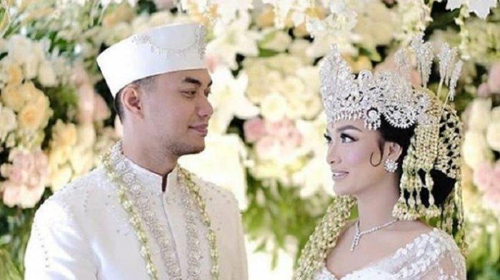 Artis Dangdut Zaskia Gotik dan Sirajuddin Mahmud Sabang menikah