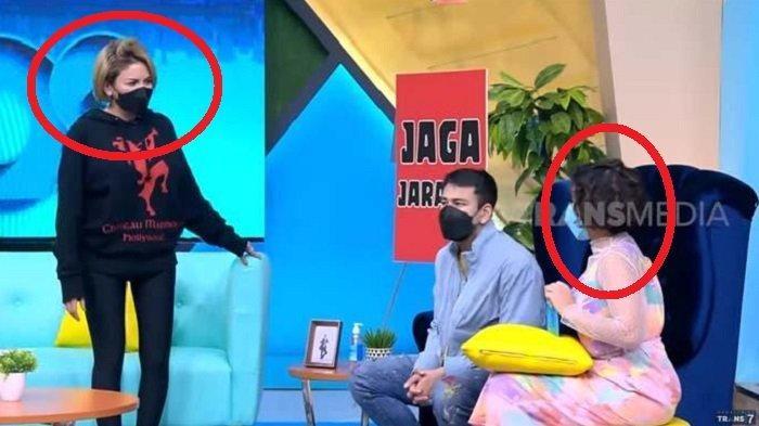 Bekas Suami Dibahas Nikita Mirzani Ngamuk di Studio Marahi Sahila Sampai Raffi Ahmad Ucap Istigfar