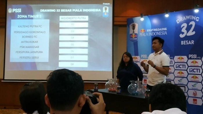 PSM vs Kalteng Putra, 26 Januari dan 3 Februari. Ini Jadwal Lengkap Laga Babak 32 Besar!