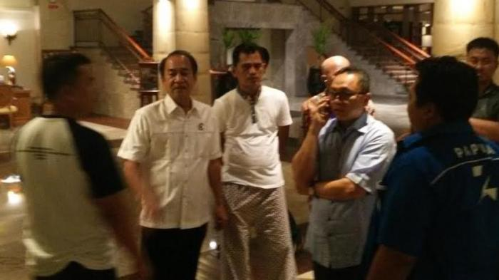 Ribut, Pleno Perdana Tata Tertib Kongres IV PAN Diskorsing
