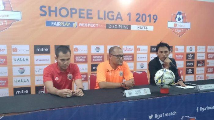 Asisten Pelatih Persija Beberkan Kunci Kemenangan Timnya Melawan PSM Makassar