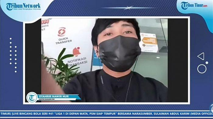 Asisten Manager PSM Ajak Suporter Patuh Protokol Kesehatan Jika Liga Bergulir