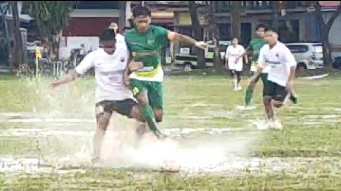 Menang 3 - 0 Lawan Toraja Utara, Sepakbola Palopo Gagal Lolos Porprov