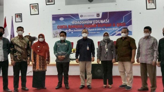 Wabup Enrekang Dorong Masyarakat Berinovasi di Tengah Pandemi Covid-19