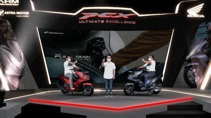 Resmi Mengaspal di Makassar, Ini Keunggulan All New Honda PCX