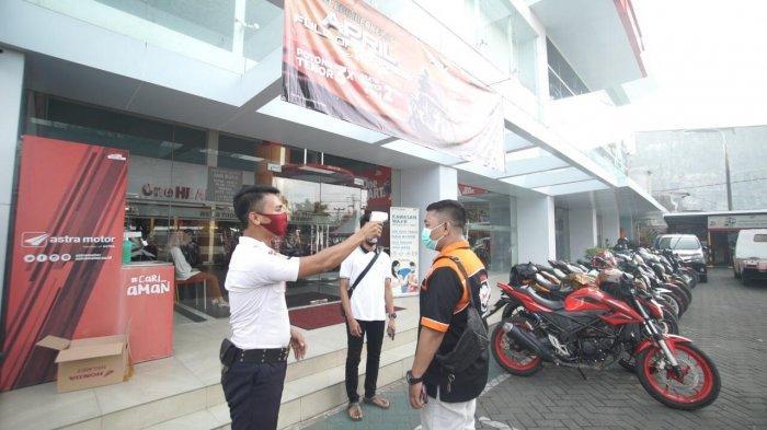 Kopdar Laki, Ajang Silaturahmi Komunitas Honda CB 150R