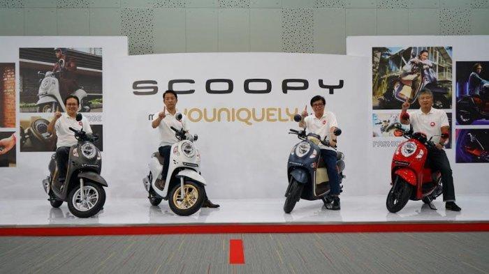 5 Desember, Asmo Sulsel Launching All New Honda Scoopy Generasi Terbaru, Ada Promo