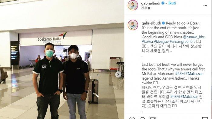 Asnawi Mangkualam ke Korsel, Wajib Jalani Isolasi Mandiri 14 Hari Sebelum Gabung Ansan Greeners FC