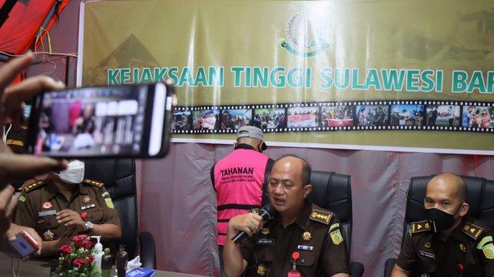 Tersangka Korupsi Pengadaan Mangrove Dijebloskan ke Lapas Polewali Mandar