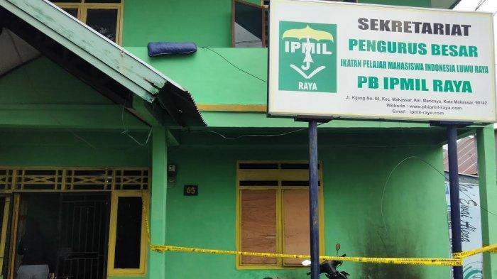 Sudah 3 Kali Asrama IPMIL di Makassar Dilempari Molotov