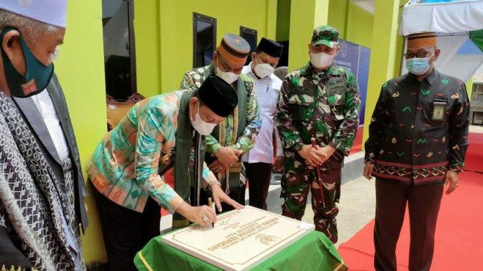 Hari Jadi Bone, Kepma Dapat Hadiah Asrama Putri di Kabupaten Wajo