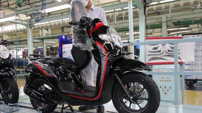 2019, Scoopy Dominasi Penjualan Honda di Sulselbartra dan Ambon