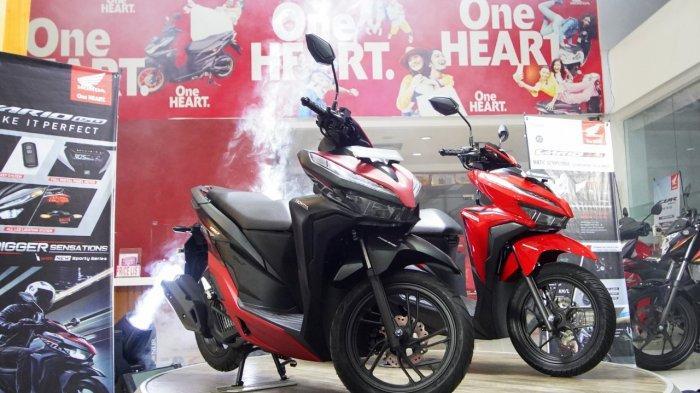 Live di 7 Sosial Media, Astra Motor Makassar Resmi Luncurkan New Honda Vario