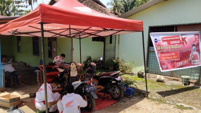Tim AHASS Asmo Sulsel Bantu Korban Banjir Luwu
