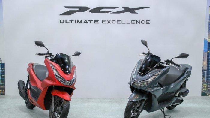 Asmo Sulsel Segera Luncurkan All New Honda PCX