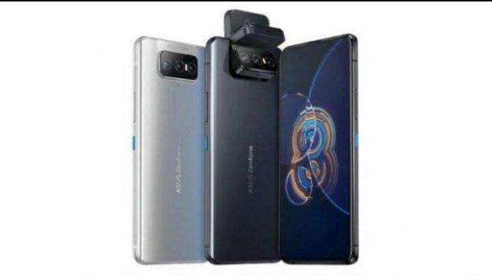 Spesifikasi Asus Zenfone 8 Flip Terbaru, RAM 8 GB, Baterai 5.000 mAh, Harga Rp Rp 13,8 Juta
