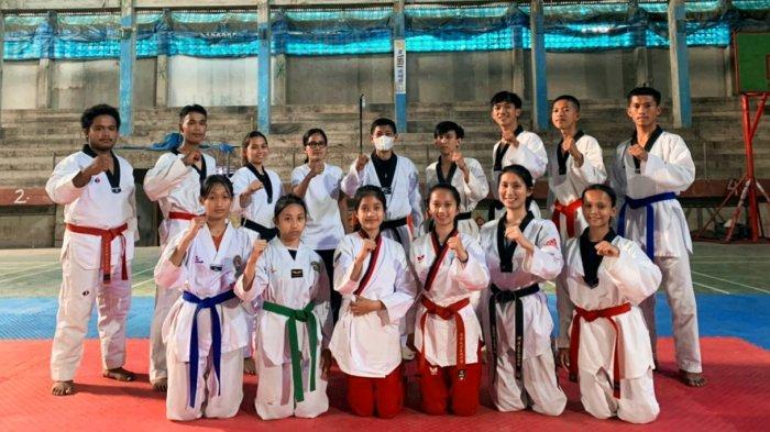 Persiapan Porprov, Taekwondo Toraja Utara Mulai Seleksi Atlet