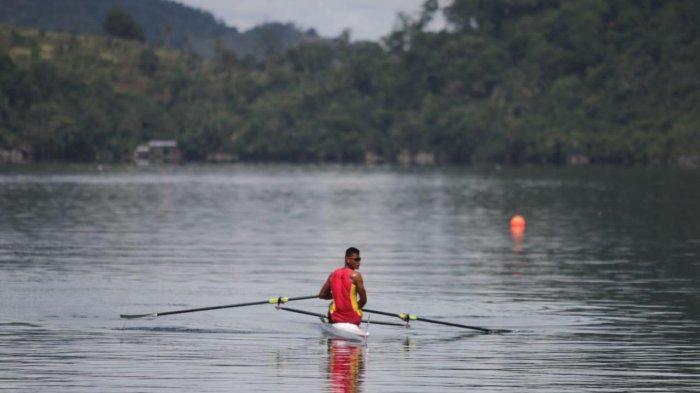Minus Emas, Tim Dayung Sulsel Koleksi 3 Medali PON Papua di Nomor Rowing