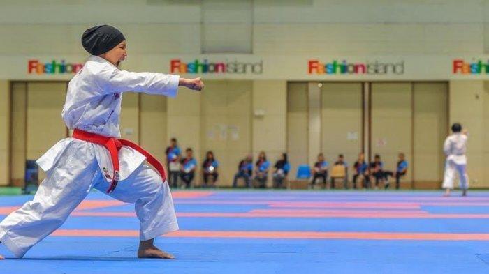 Profil Magfirah Syamsul Alam, Karateka Sulsel Peraih Perunggu JKS di Vietnam