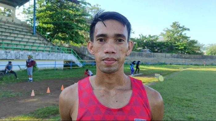 Profil Syamsuddin Massa Pelari Andalan Sulsel di PON XX Papua, Pernah Berlaga di Asian Games 2018
