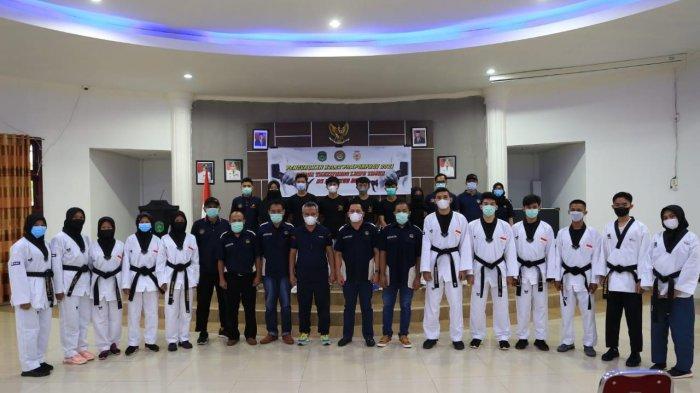 Ketua TI Luwu Timur Optimis Taekwondo Raih Medali di Porprov Sulsel