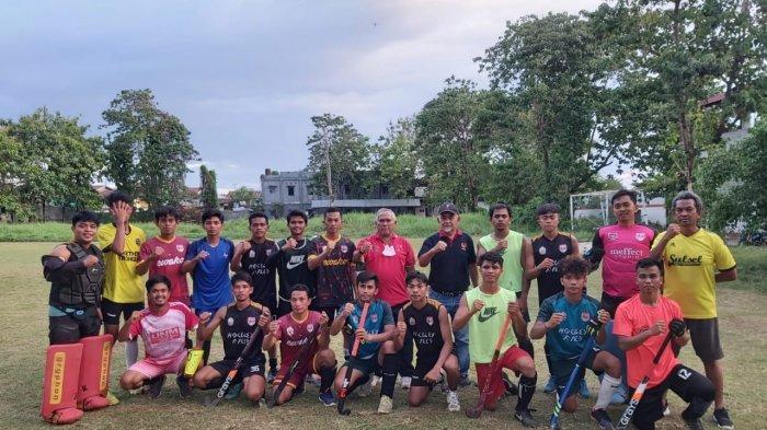 Motivasi Atlet Sulsel Jelang PON Papua 2021, Ketua KONI Ellong Tjandra: Fokus Target!