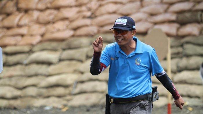Ajudan Kapolda Sulsel Optimistis Sumbang Medali PON Papua Lewat Cabor Menembak