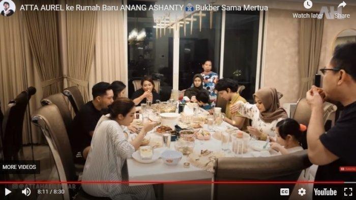 Intip Mewahnya Rumah Baru Anang dan Ashanty: Serba Cokelat, Wardrobe Luas Penuh Tas, 'Kaya Toko'